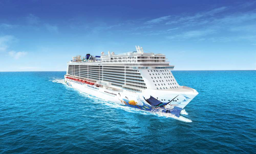 Norwegian Escape-1000