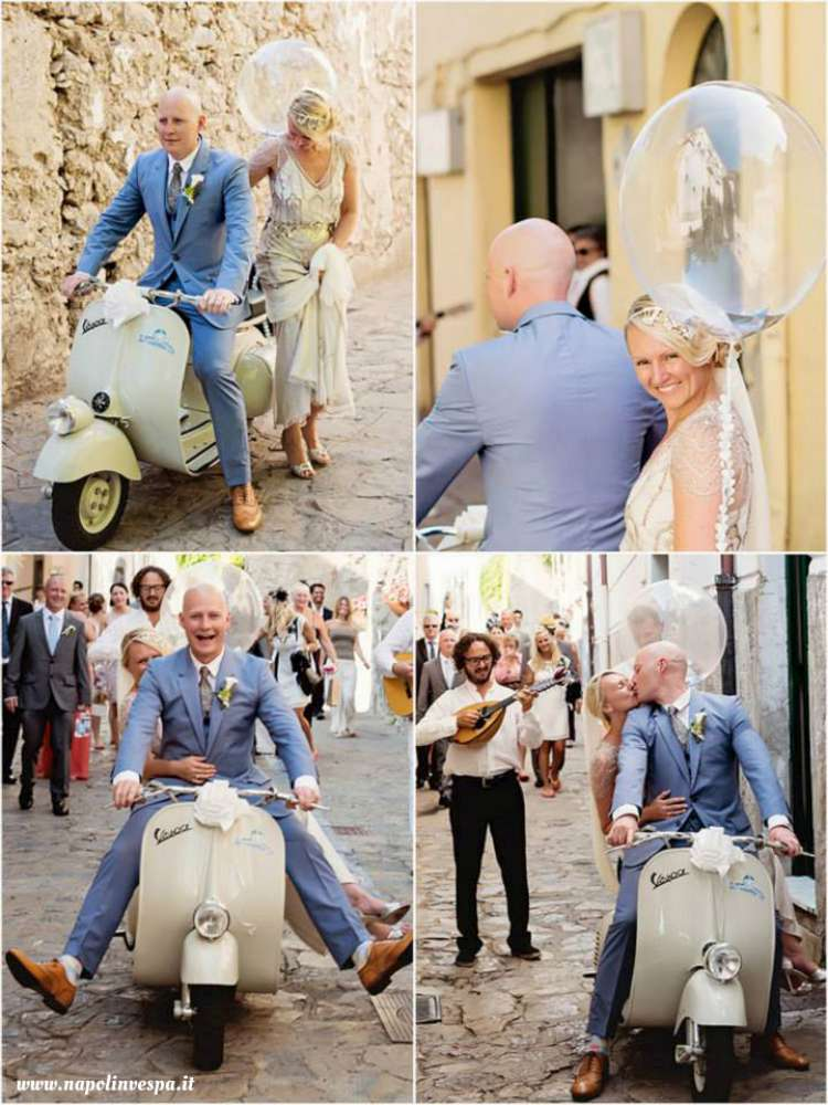 matrimonio in vespa (3)