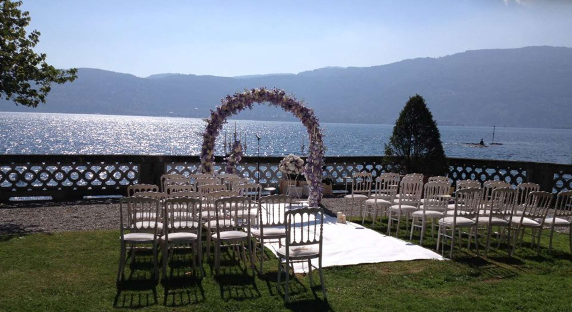 Grand Hotel Majestic Verbania, matrimonio