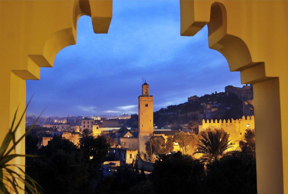 Viaggio di nozze in Marocco, Fes