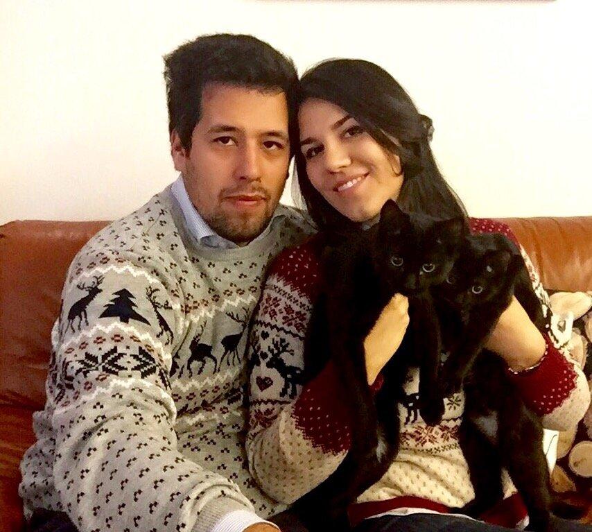 Cristiana e Stefano