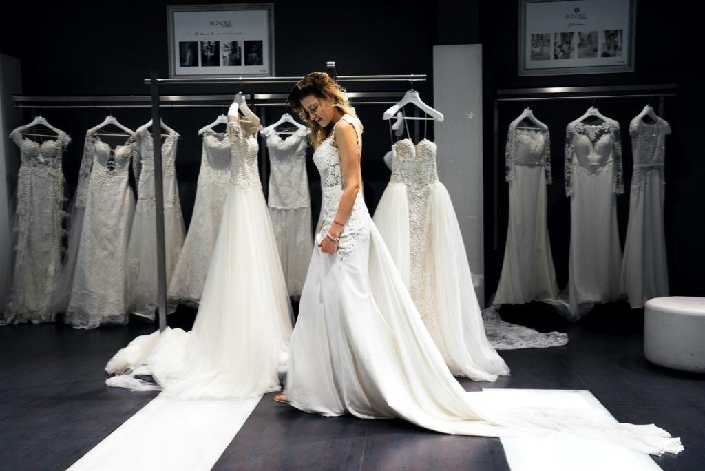 Matrimonio di Martina Stavolo, prove