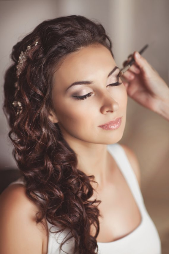 makeup sposa estate