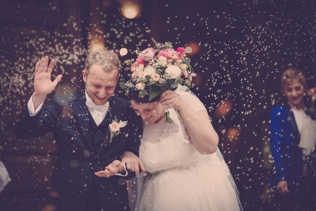 silvia e luca sposi