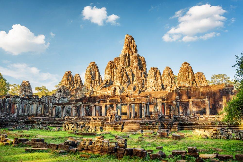 Tempio di Bayon, Angkor