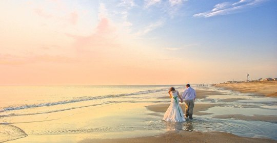 Matrimonio Sulla Spiaggia Economico : Panorama sposi rivista gratis per matrimoni di classe