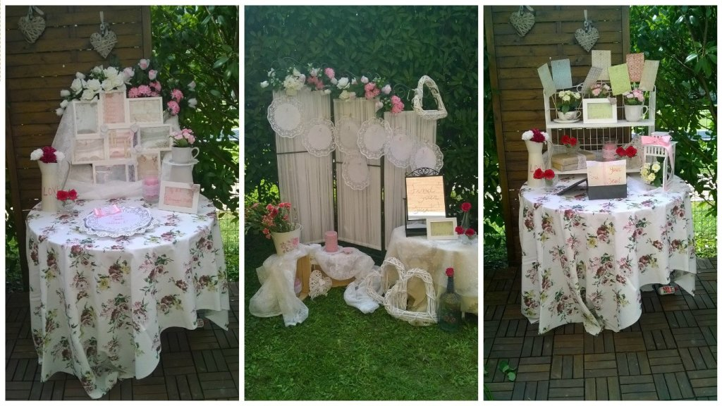 tableau mariage fai da te 3 tutorial originali shabby chic panorama sposi. Black Bedroom Furniture Sets. Home Design Ideas
