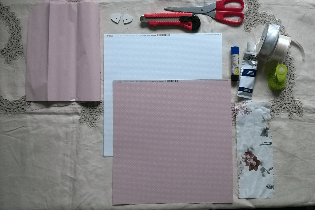 Tutorial low cost shabby chic