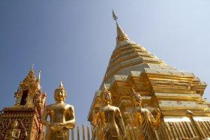 Chiang Mai, tempio da vedere in Thailandia