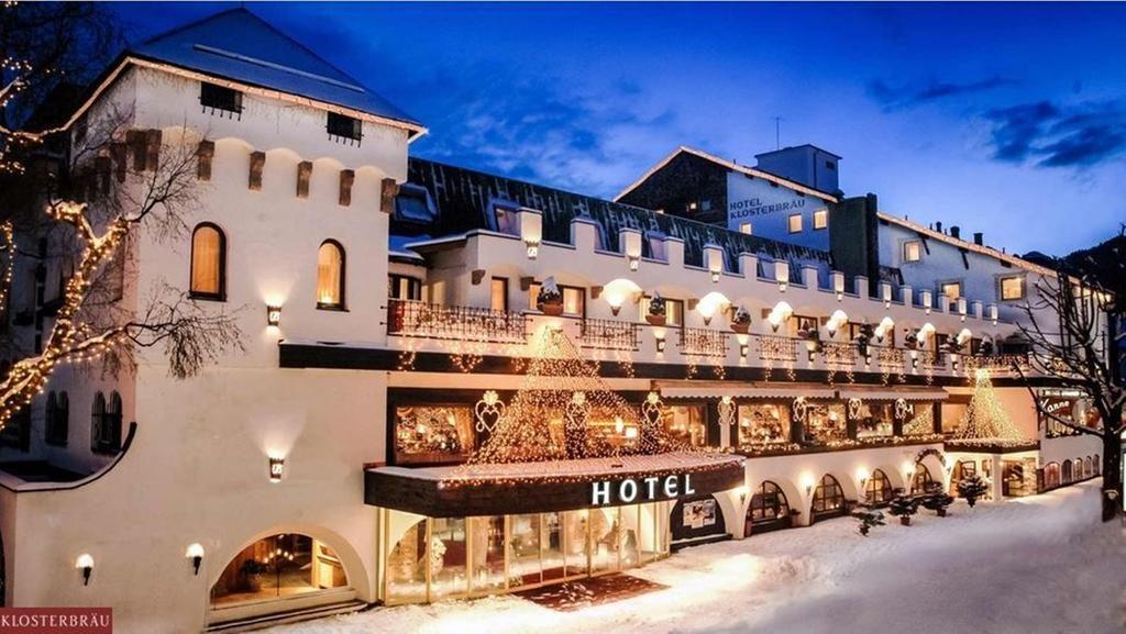 Olympiaregion seefeld Klosterbrau Hotel
