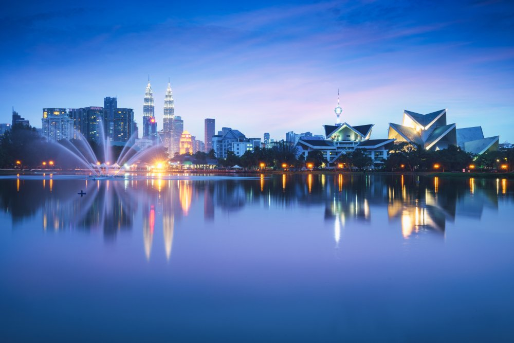 Viaggio di nozze in Malesia
