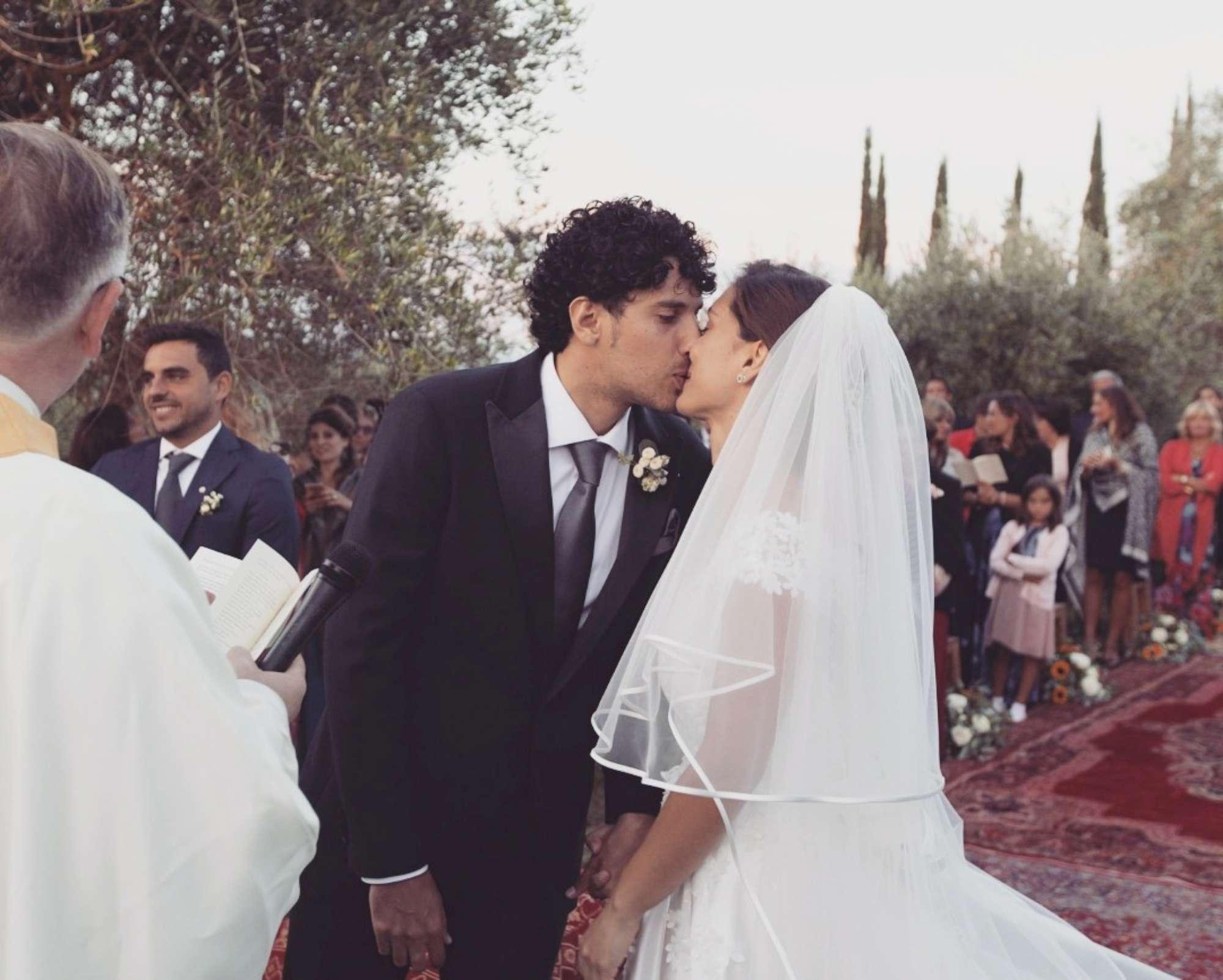 Matrimonio Cristiana Dell'Anna album di nozze
