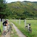 Miradores de Ordesa en bicicleta de montaña
