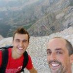 Selfie en la cumbre