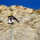 Ruta de la Seda y Calcáneo, dos escaladas en el Pequeño Cervino