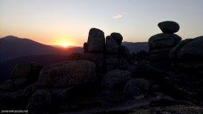 Amanece en la Sierra de Guadarrama