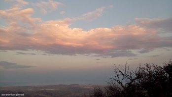Atardecer desde la Sierra del Maigmó