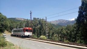 Tren Cercedilla Puerto de Cotos