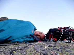 Despertando del vivac en siete picos