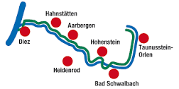 Fahr zur Aar @ Aartal (B54) | Aarbergen | Hessen | Deutschland