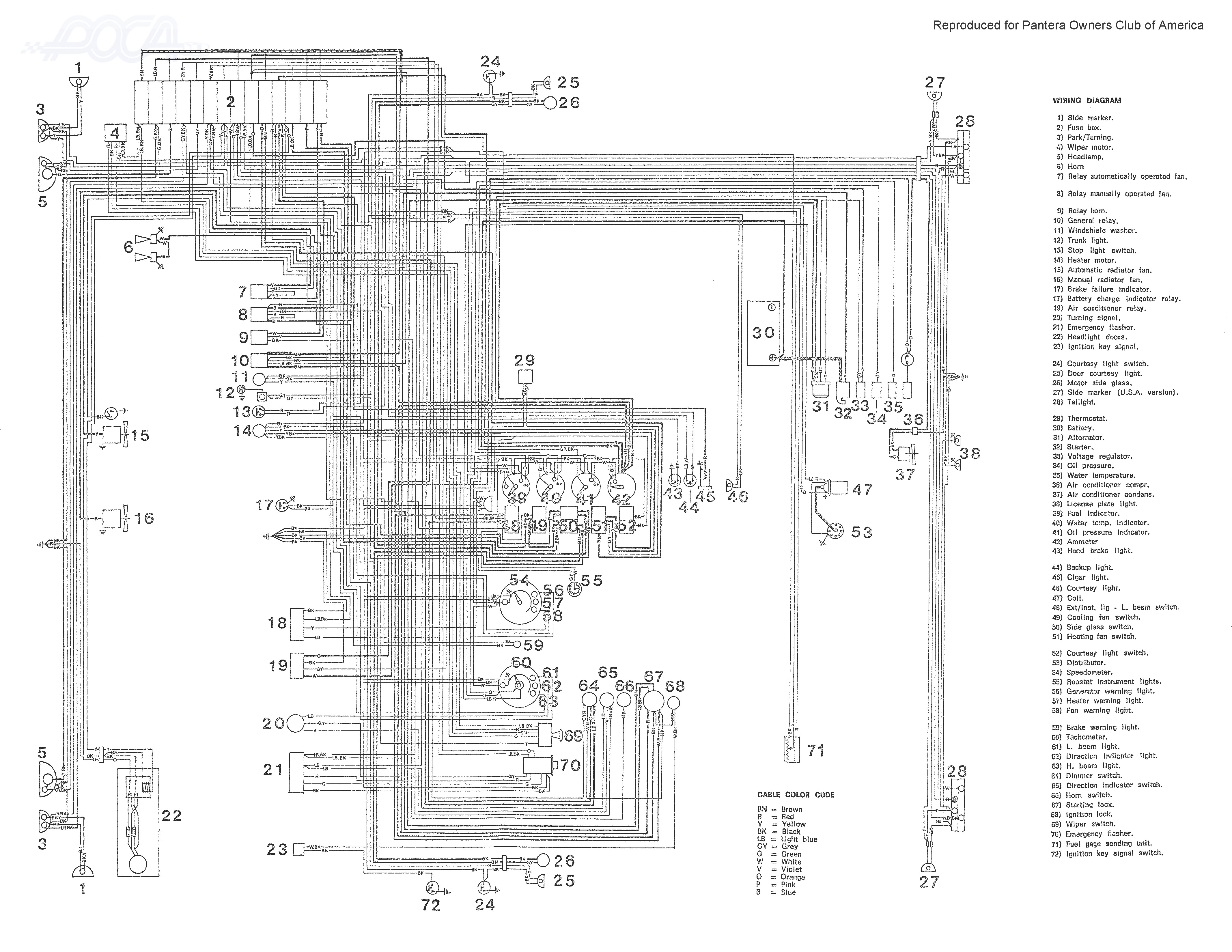 Schematic Pantera L Early Version?resize=665%2C514 2001 international 4700 wiring diagram wiring diagram 1993 international 4900 wiring diagram at edmiracle.co