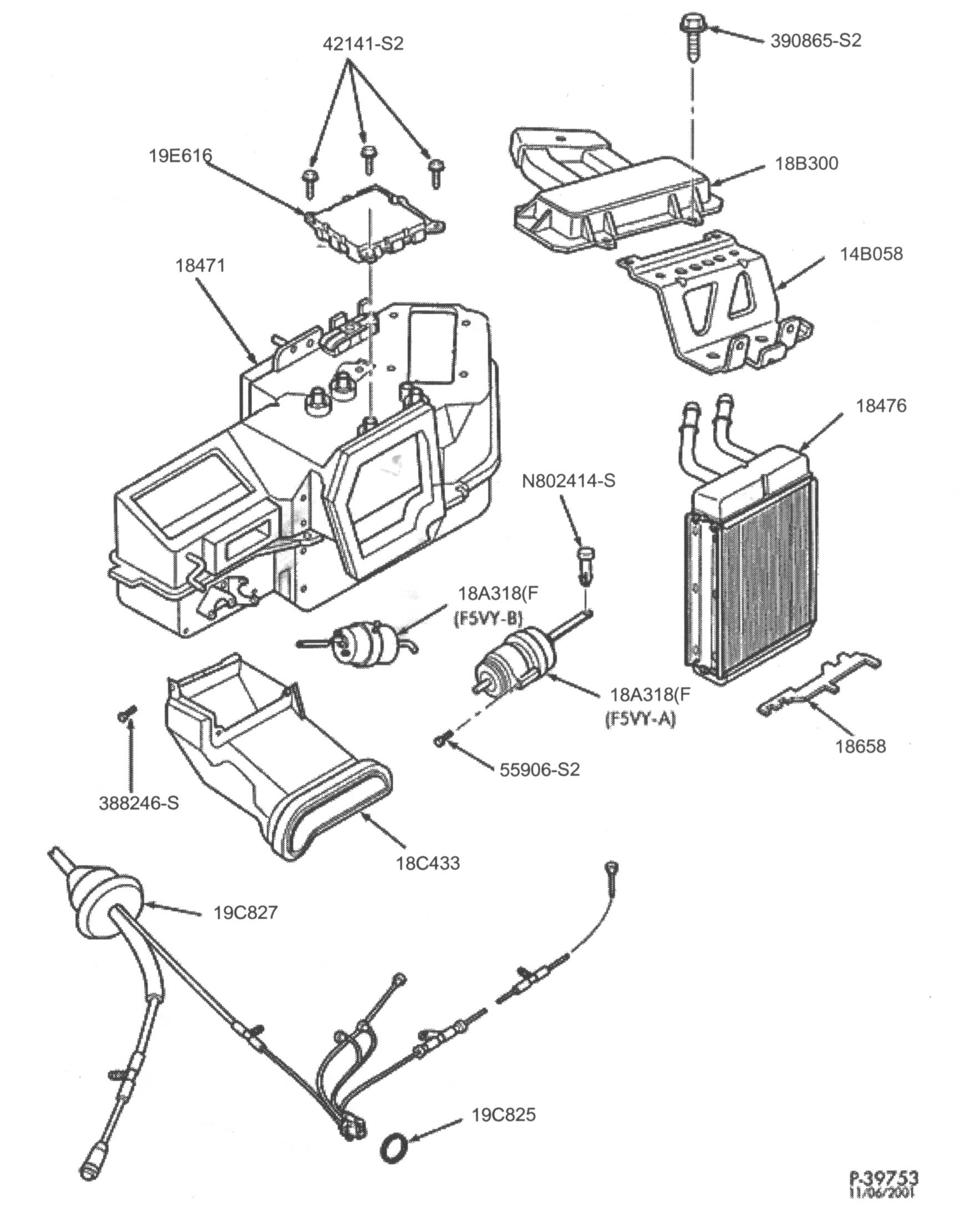 Ford F 250 Fuse Diagram