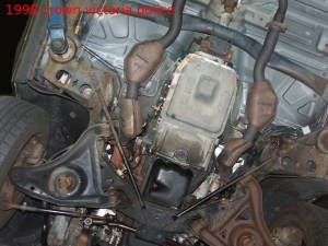 Ford Crown Victoria Undercar Picture Scrapbook