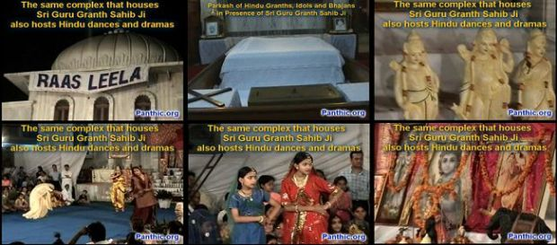 Dhunda was given  images of Guru Sahib's beadbi and challenged to expose Sarna's  misdeeds.