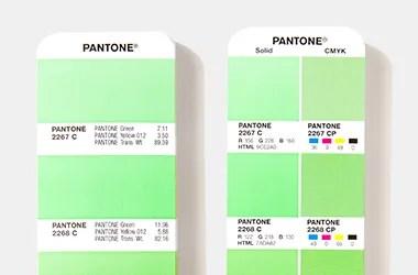 Systemes De Couleurs Pantone Pour La Creation Graphique Pantone Francais