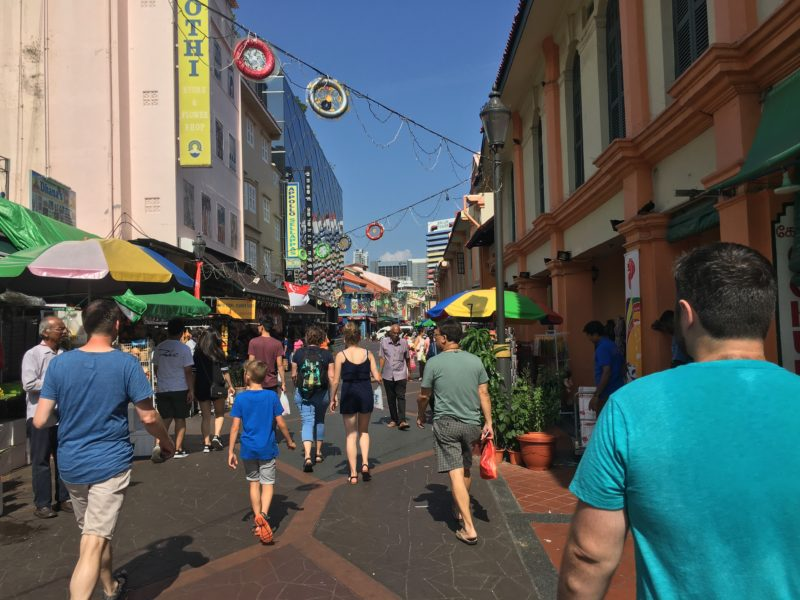 singapour, escapade, little india