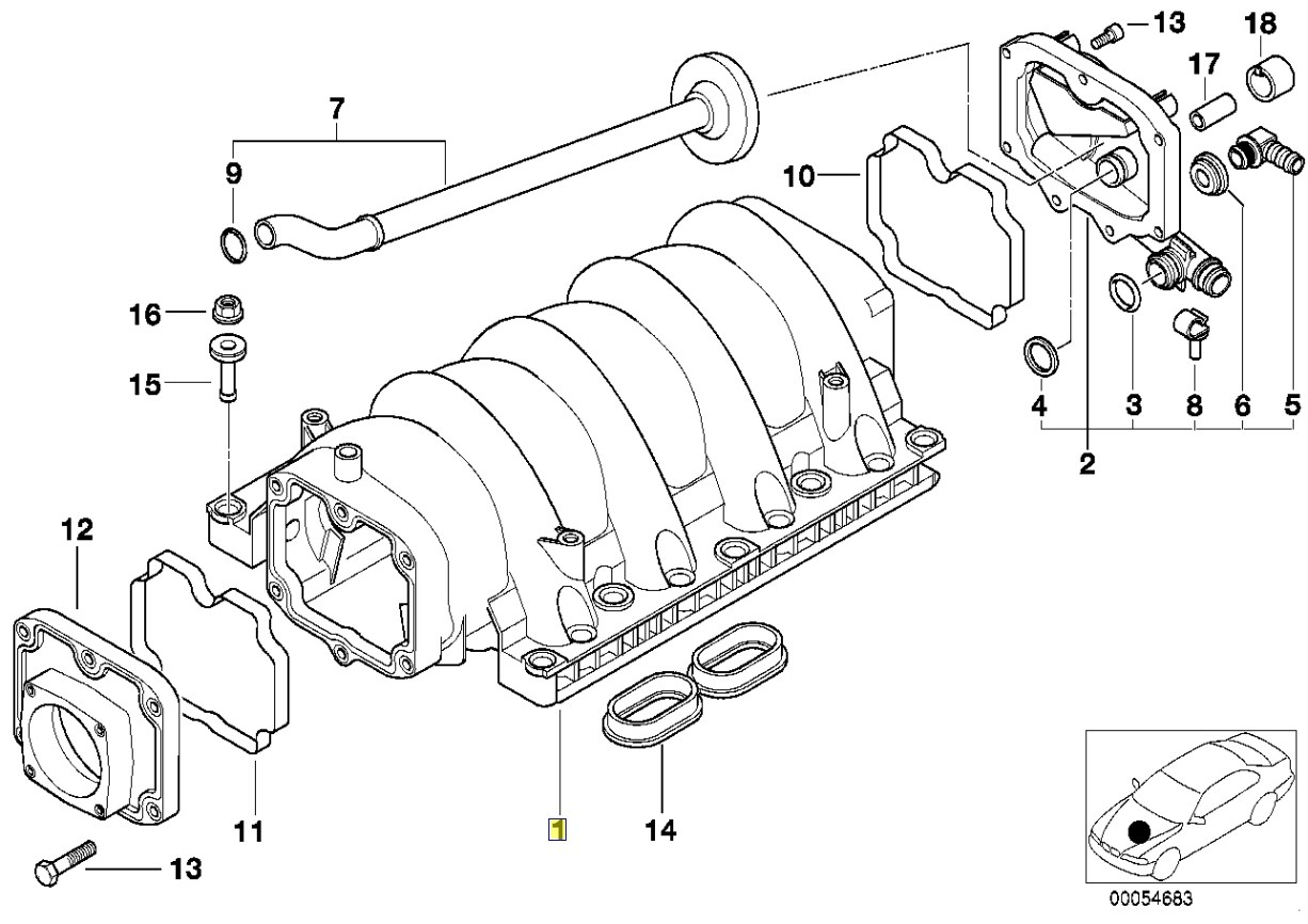 bmw m62 engine diagram