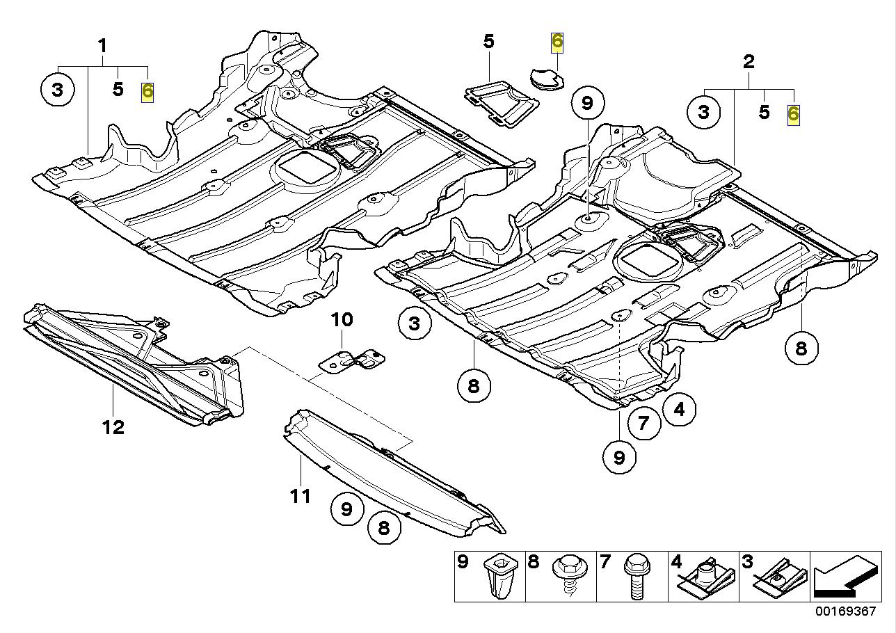 Bmw E81 E82 E87 Oil Sump Plug Flap Twist Lock