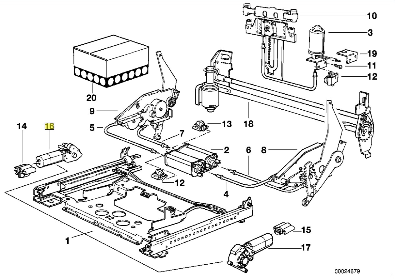 Peugeot 406 Parts Catalog