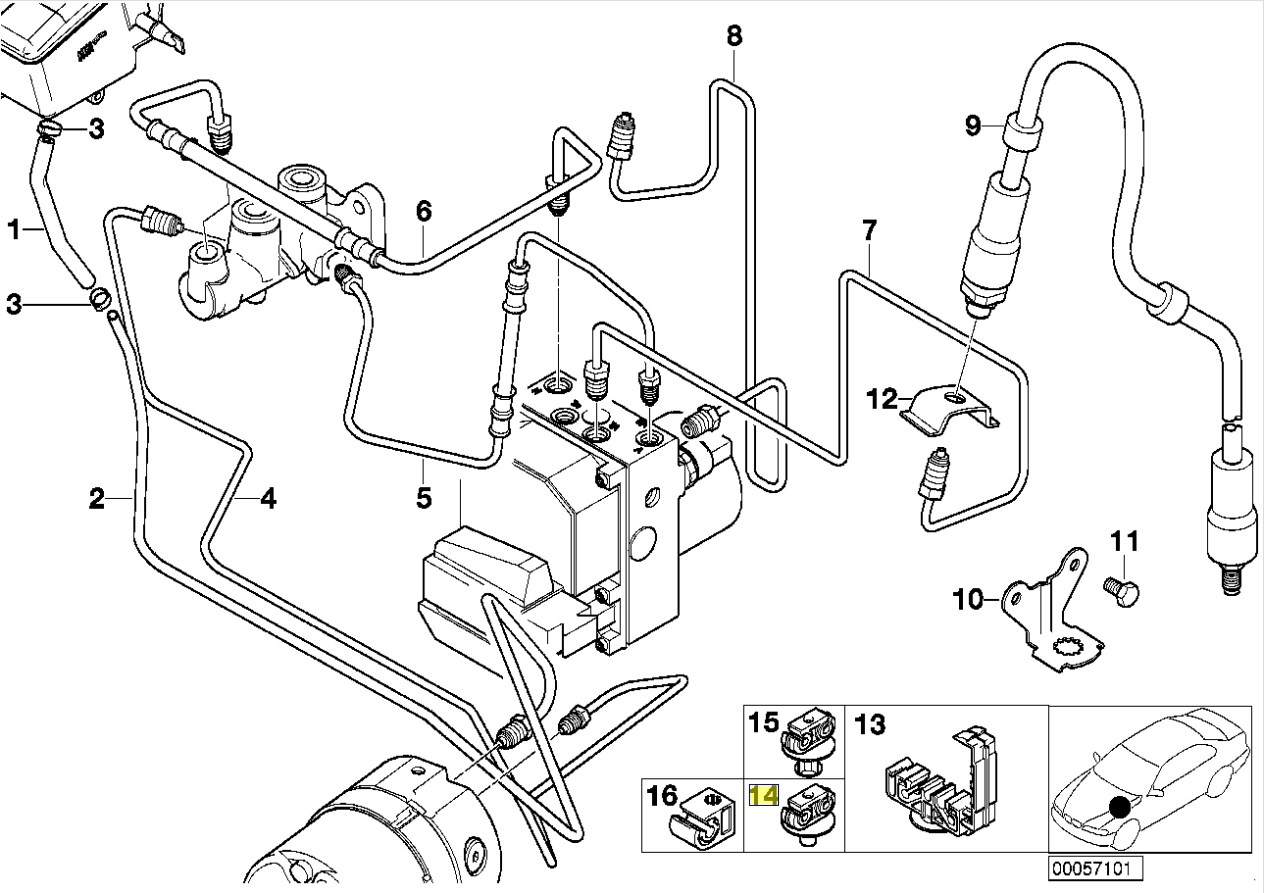 Bmw F10 Parts Diagram Bmw Auto Wiring Diagram