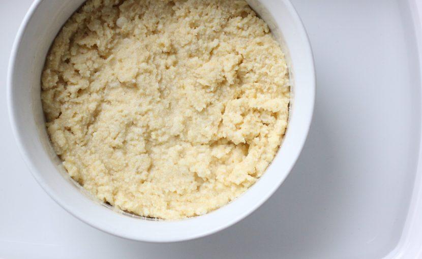 corn pudding batter, pantry lane