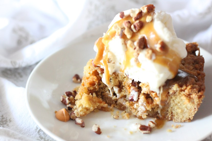 toffee-scotch pizookie