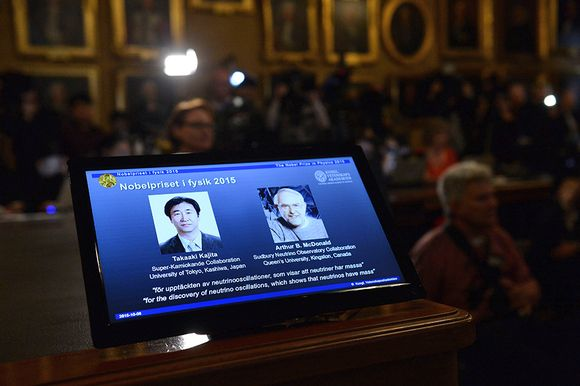 Fysiikan Nobel