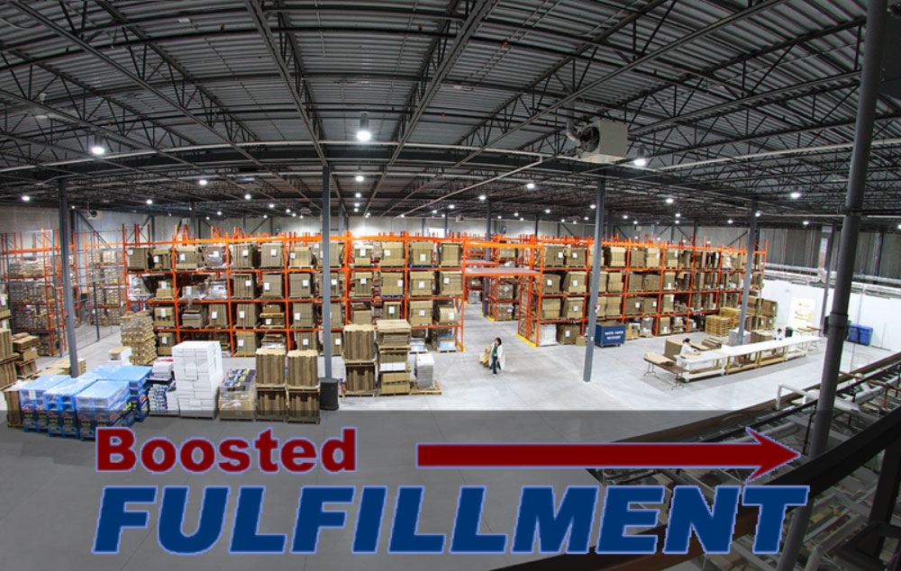Beyond e-Commerce fulfillment