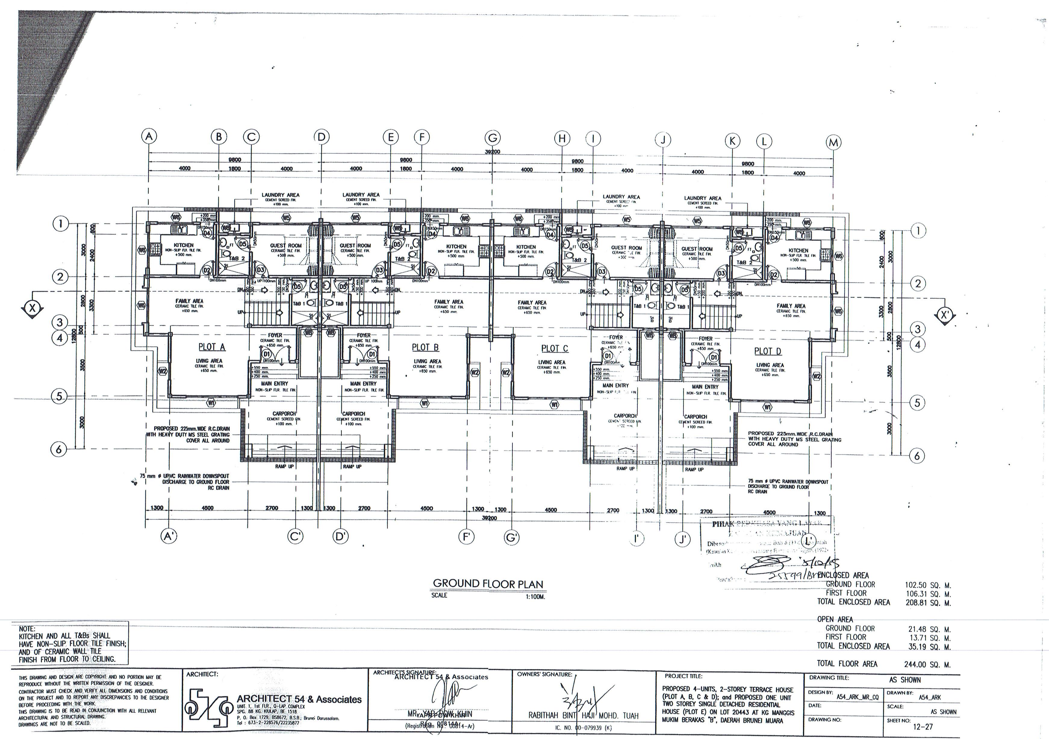 Pan Villa Properties New 2 Storey Terrace House I Kg