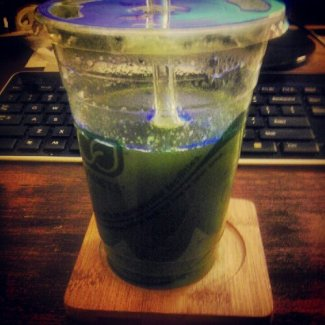 Green Juice Cold Pressed