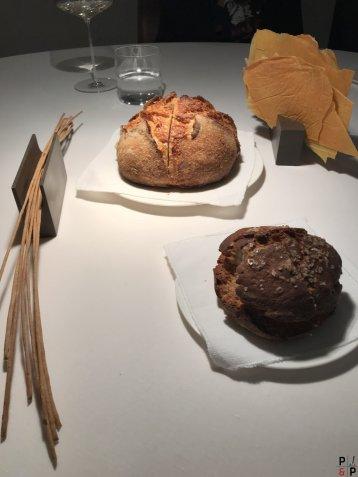 Pane grissini e focaccia