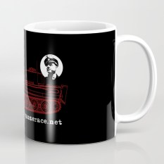 """222"" Coffee Mug Black"