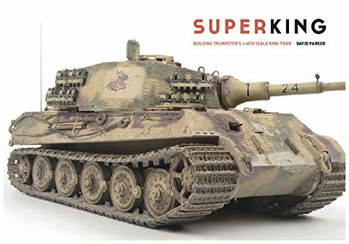 Superking Building Trumpeters 116th Scale King Tiger