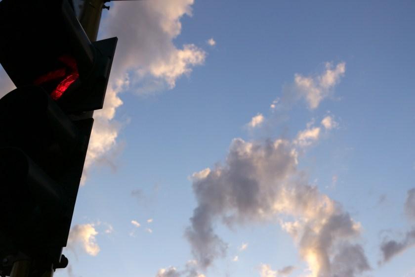 Il rossore del cielo