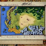 Now Available Map Of Alagaesia In Color Paolini Net