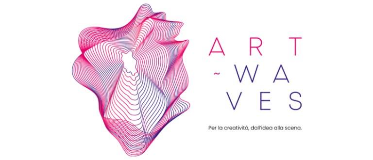 logo wawes