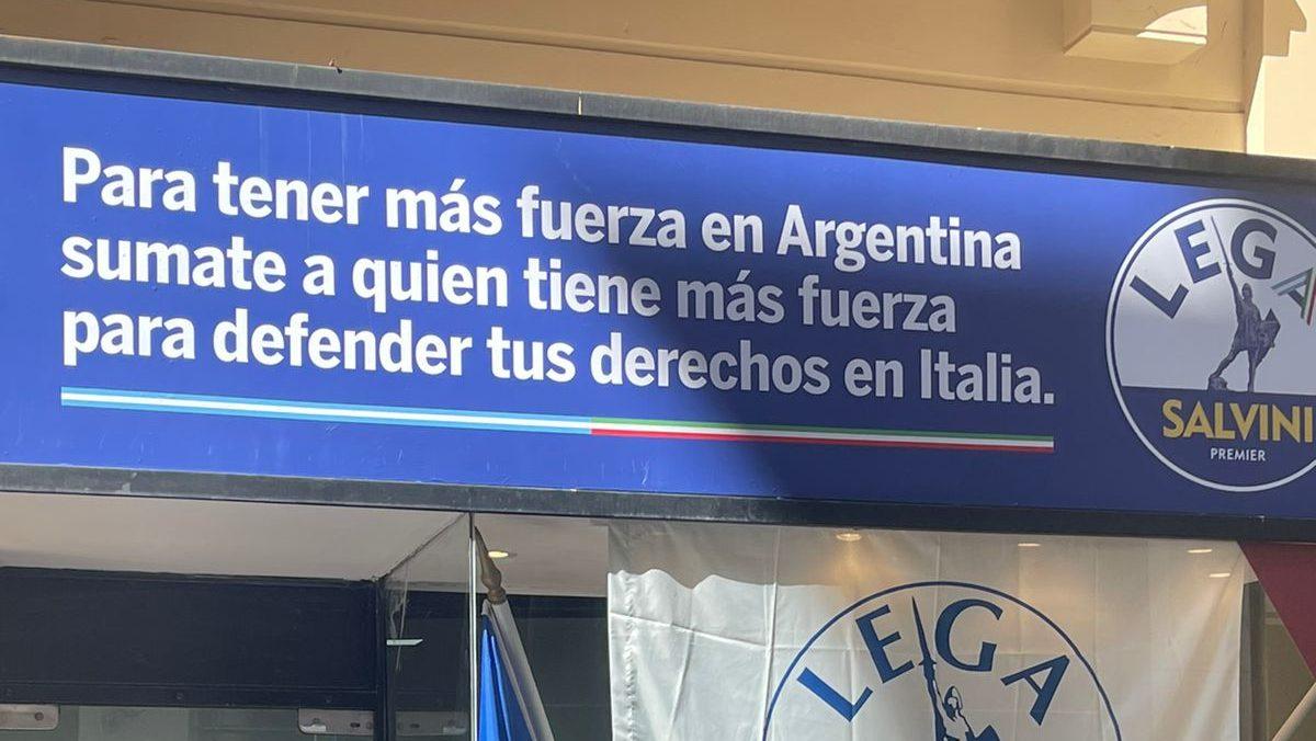 Sede Lega nel Mondo Argentina
