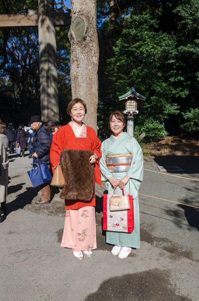 Kimono è l'abito tradizionale indossato dalle ragazze