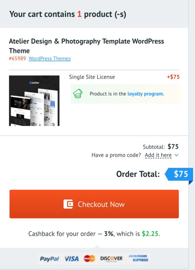 Comprare temi wordpress