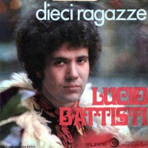 Lucio Battisti Dieci ragazze